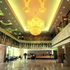 Отель Xiamen Huaqiao Hotel Китай, Сямынь - отзывы, цены и фото номеров - забронировать отель Xiamen Huaqiao Hotel онлайн интерьер отеля