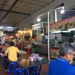 Отель Baan Talat Phlu Бангкок питание фото 3
