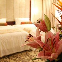 Soluxe Hotel Guangzhou спа