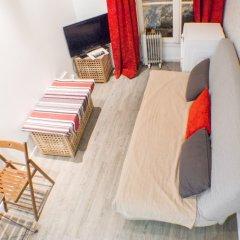 Апартаменты Studio Petit Pompidou Париж комната для гостей фото 4