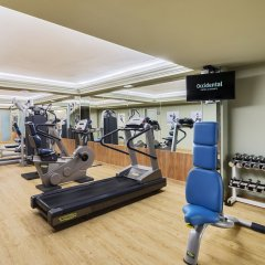 Отель Occidental Fuengirola Фуэнхирола фитнесс-зал