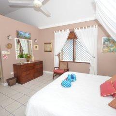 Отель Cannon Cottage, 3BR by Jamaican Treasures комната для гостей