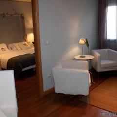 Santana Hotel Паласуэлос-де-Эресма комната для гостей фото 4