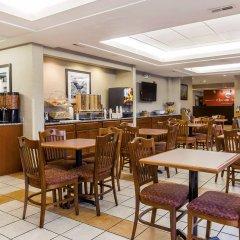 Отель Clarion Inn Chattanooga США, Чаттануга - отзывы, цены и фото номеров - забронировать отель Clarion Inn Chattanooga онлайн питание фото 2