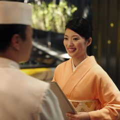 Shangri-La Hotel, Tokyo спа