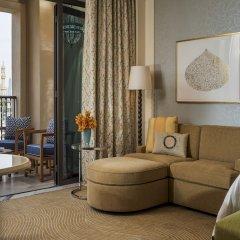 Отель Four Seasons Resort Dubai at Jumeirah Beach комната для гостей фото 6
