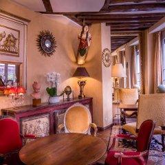 Отель Louis Ii Париж интерьер отеля фото 2