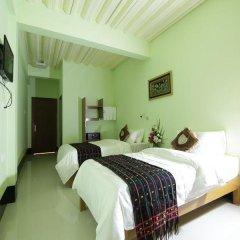 Отель Deluxe Hotel Мьянма, Хехо - отзывы, цены и фото номеров - забронировать отель Deluxe Hotel онлайн комната для гостей фото 2