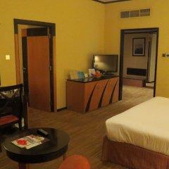 Al Jawhara Gardens Hotel комната для гостей фото 3