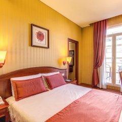 Отель Augusta Lucilla Palace сейф в номере