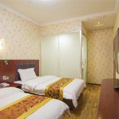 Отель Xinhang Business Hotel Xi'an Китай, Сяньян - отзывы, цены и фото номеров - забронировать отель Xinhang Business Hotel Xi'an онлайн комната для гостей фото 2