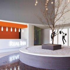 Отель Real Inn Perinorte Тлальнепантла-де-Бас спа