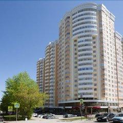 Апартаменты Apartment Etazhy Sheynkmana Kuybysheva Екатеринбург вид на фасад