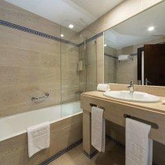 Отель NH Córdoba Guadalquivir Испания, Кордова - 2 отзыва об отеле, цены и фото номеров - забронировать отель NH Córdoba Guadalquivir онлайн ванная
