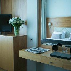 Гостиница Милан 4* Стандартный номер с двуспальной кроватью фото 6