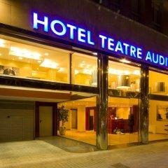 Отель Teatre Auditori Барселона фото 8