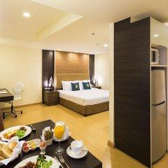 Отель Aspen Suites 4* Представительский номер фото 6