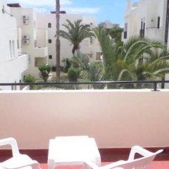Отель Clube Alvorférias Португалия, Портимао - 1 отзыв об отеле, цены и фото номеров - забронировать отель Clube Alvorférias онлайн балкон