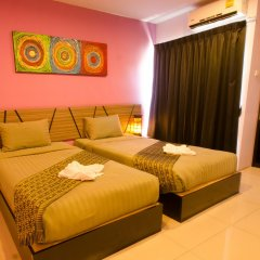 Airy Suvarnabhumi Hotel комната для гостей
