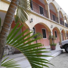 Отель Plaza Los Arcos Мексика, Сан-Хосе-дель-Кабо - отзывы, цены и фото номеров - забронировать отель Plaza Los Arcos онлайн парковка