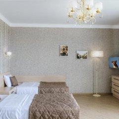 Hotel Gold&Glass Стандартный номер с 2 отдельными кроватями фото 6