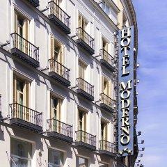 Отель Moderno Испания, Мадрид - 8 отзывов об отеле, цены и фото номеров - забронировать отель Moderno онлайн фото 5