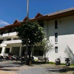 Курортный отель Lamai Coconut Beach парковка