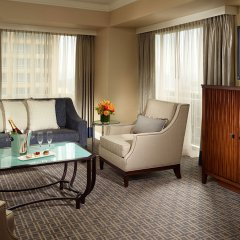 Omni Los Angeles Hotel at California Plaza комната для гостей фото 4
