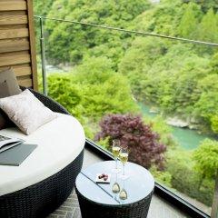 Kinugawa Kanaya Hotel Никко балкон