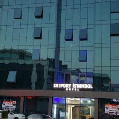 Skyport Istanbul Hotel фото 33