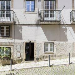 Апартаменты The Trendy Prince Lisbon Apartment вид на фасад