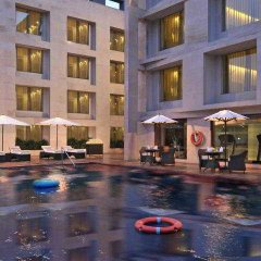 Отель Four Points By Sheraton Jaipur бассейн