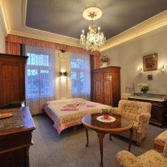 Отель Pension Amadeus комната для гостей фото 5