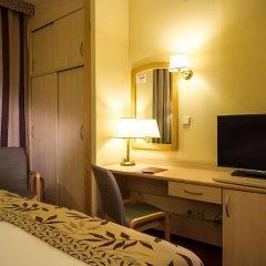 Отель HP Park Plaza Wroclaw Польша, Вроцлав - отзывы, цены и фото номеров - забронировать отель HP Park Plaza Wroclaw онлайн удобства в номере фото 2