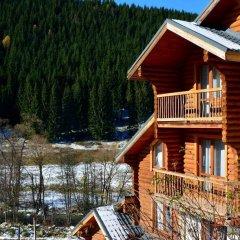 Гостиница Берег балкон