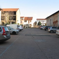 Отель B&B Il Rustico Турате парковка