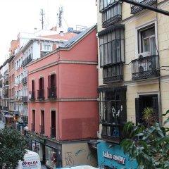 Отель Pensión Lemus Испания, Мадрид - отзывы, цены и фото номеров - забронировать отель Pensión Lemus онлайн балкон