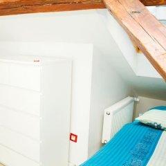 Апартаменты Attic Studio сейф в номере