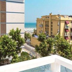 Отель Residence Siesta Римини балкон
