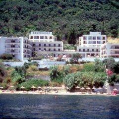 Отель Belvedere Корфу пляж фото 2
