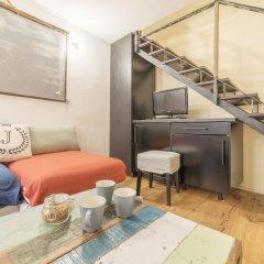 Апартаменты Monti Studio Apartment комната для гостей фото 5