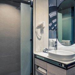 Отель Mercure Bangkok Makkasan ванная фото 2