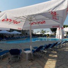 Hotel Mediterrane бассейн