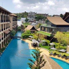 Отель Aurico Kata Resort And Spa пляж Ката бассейн