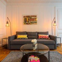 Отель Cosy Bastille Франция, Париж - отзывы, цены и фото номеров - забронировать отель Cosy Bastille онлайн комната для гостей фото 2