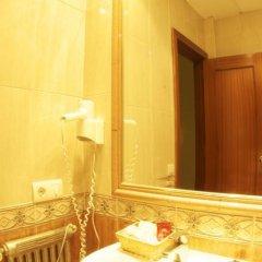 Hotel Los Tilos ванная