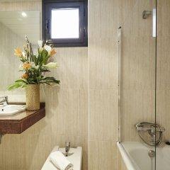 Отель Ciutadella Park Apartments Испания, Барселона - отзывы, цены и фото номеров - забронировать отель Ciutadella Park Apartments онлайн ванная фото 2