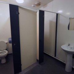 St Christopher's Edinburgh Hostel Эдинбург ванная