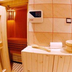Отель Al Liwan Suites сауна