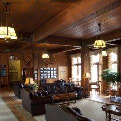 Отель Lake Quinault Lodge Куинолт интерьер отеля фото 3